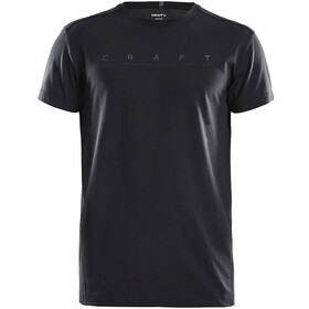 Craft Deft 2.0 Camiseta Manga Corta Hombre, black/monument
